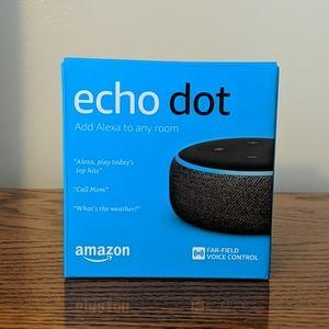 NIB Amazon Echo Dot